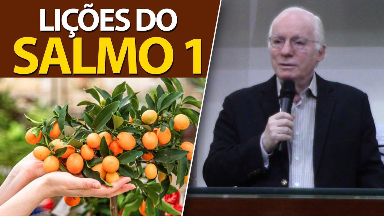 O justo e o Ímpio – Rápidas lições sobre o Salmo 1 | Pastor Paulo Seabra