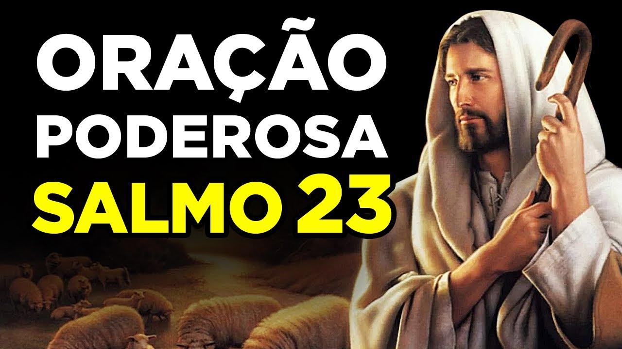 PODEROSA ORAÇÃO DO SALMO 23 PARA SITUAÇÕES DIFÍCEIS 🙏🏼