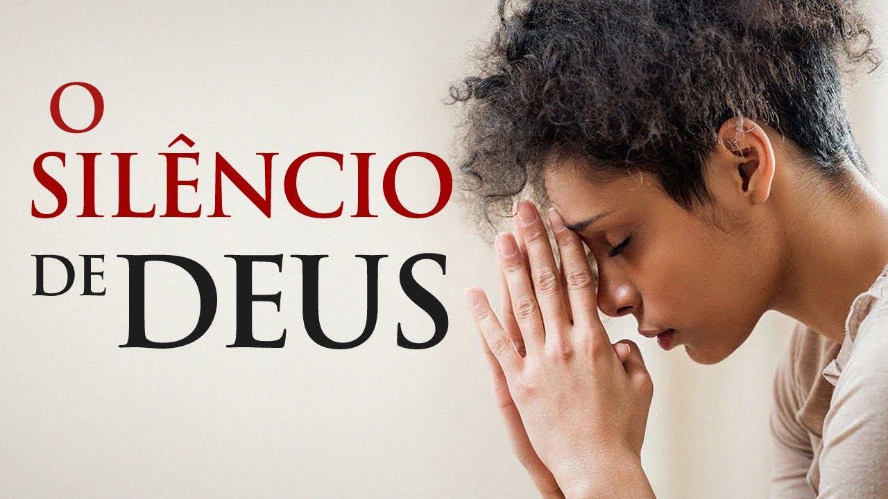 VOCÊ NÃO CONSEGUE OUVIR A VOZ DE DEUS? – Saiba Porque Deus Fica em Silêncio
