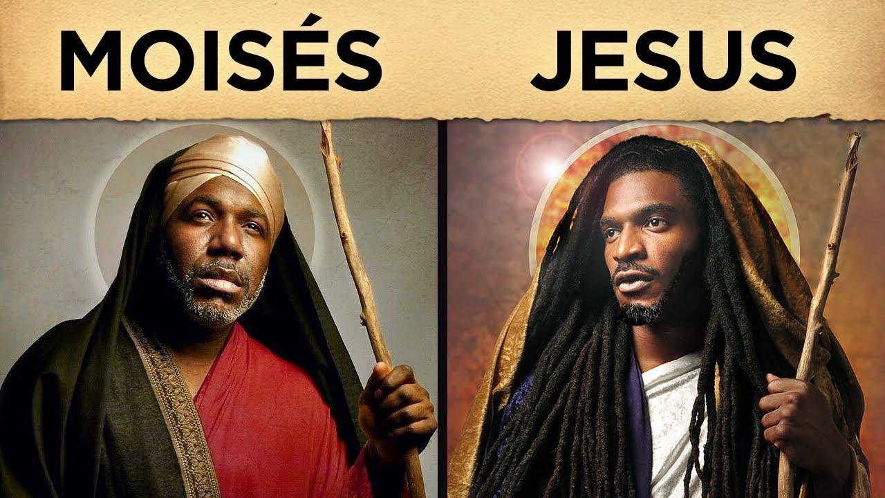 7 SEMELHANÇAS ENTRE MOISÉS E JESUS NA BÍBLIA – Impressionante!