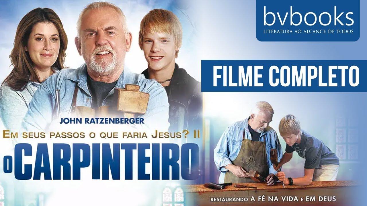 O Carpinteiro – Filme Gospel Completo (Dublado)