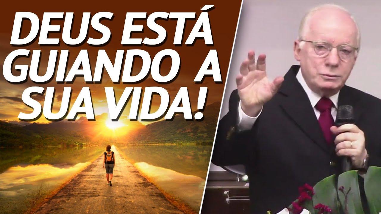 Deus está guiando a sua vida   Pregação do Pastor Paulo Seabra em 2021
