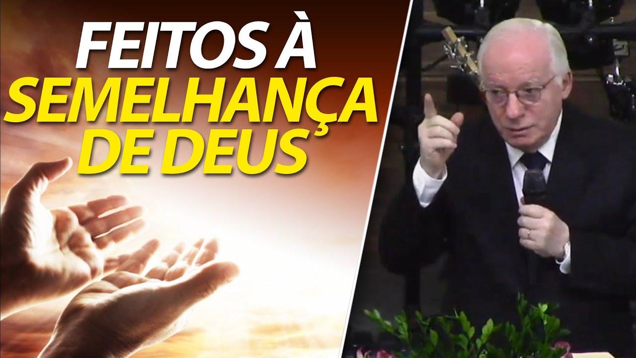 Pregação sobre a imagem e semelhança de Deus | Pastor Paulo Seabra