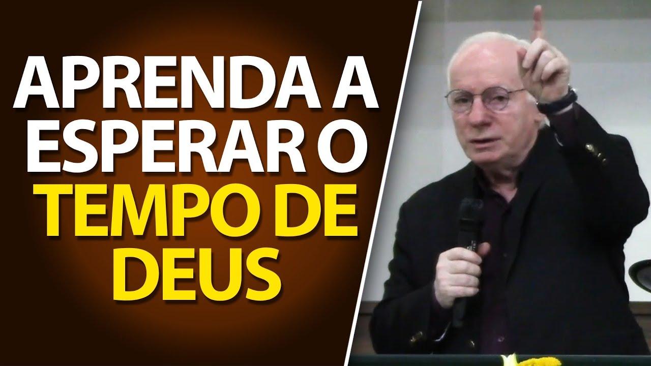Aprenda a esperar o Tempo de Deus (Romanos 8:25) Pregação do Pastor Paulo Seabra em 2021