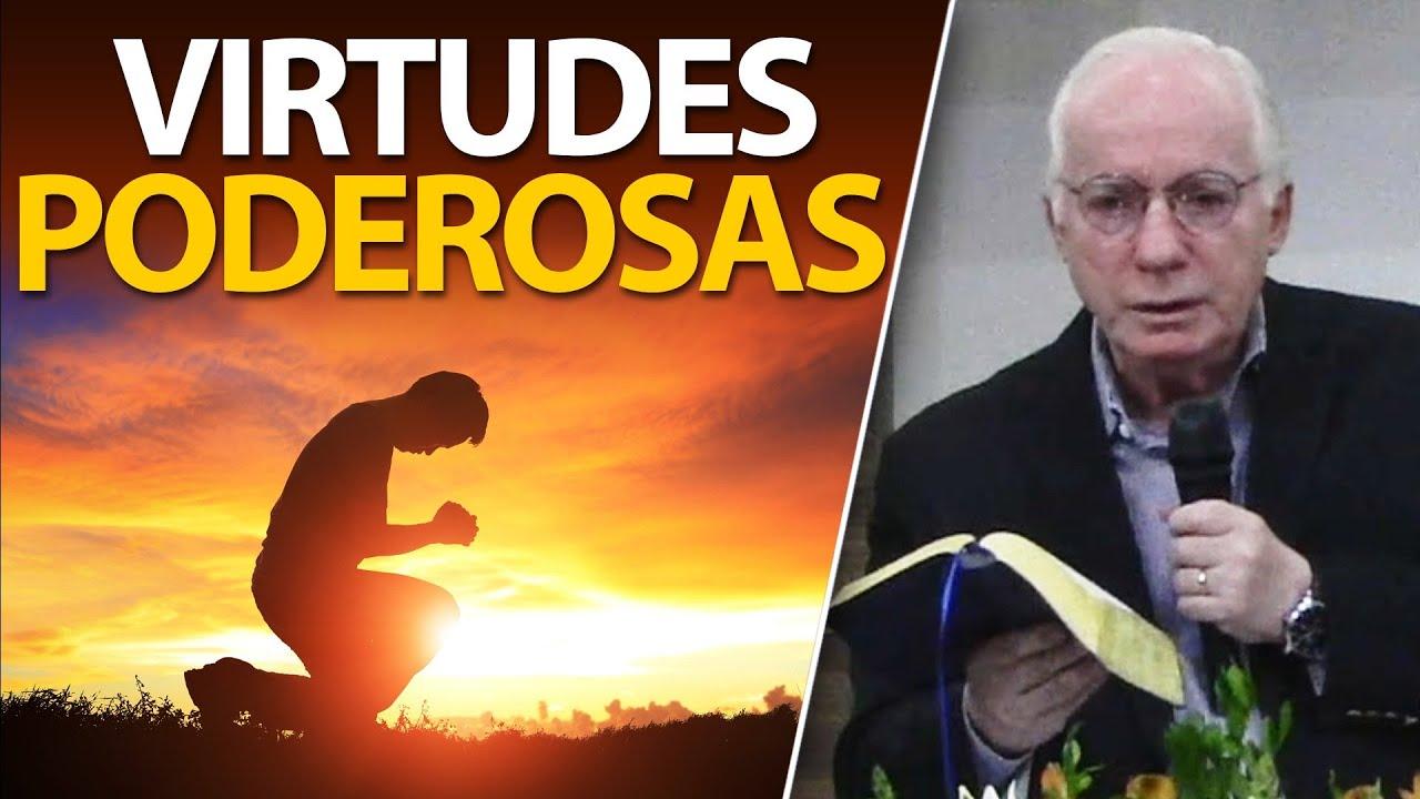 Virtudes poderosas para vida dos filhos de Deus   Pastor Paulo Seabra