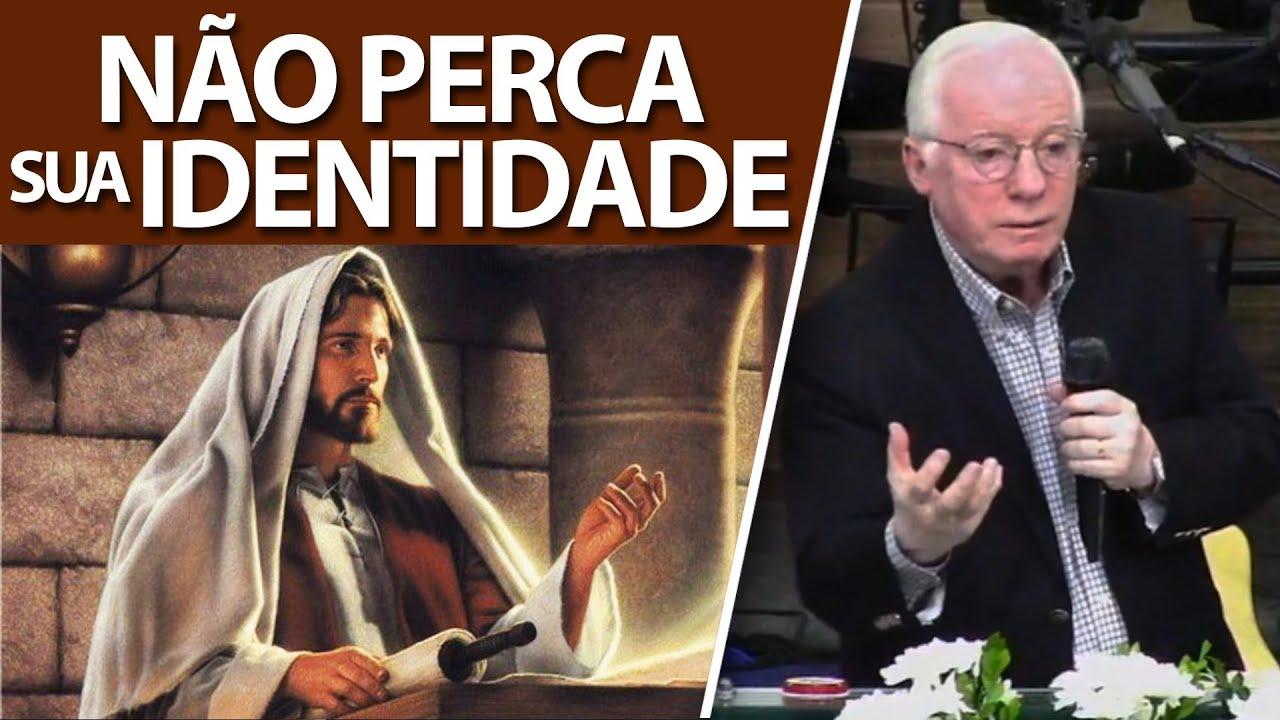 Cuidado! Não perca a identidade de Cristo em sua vida   Colossenses 2:8-11   Pastor Paulo Seabra