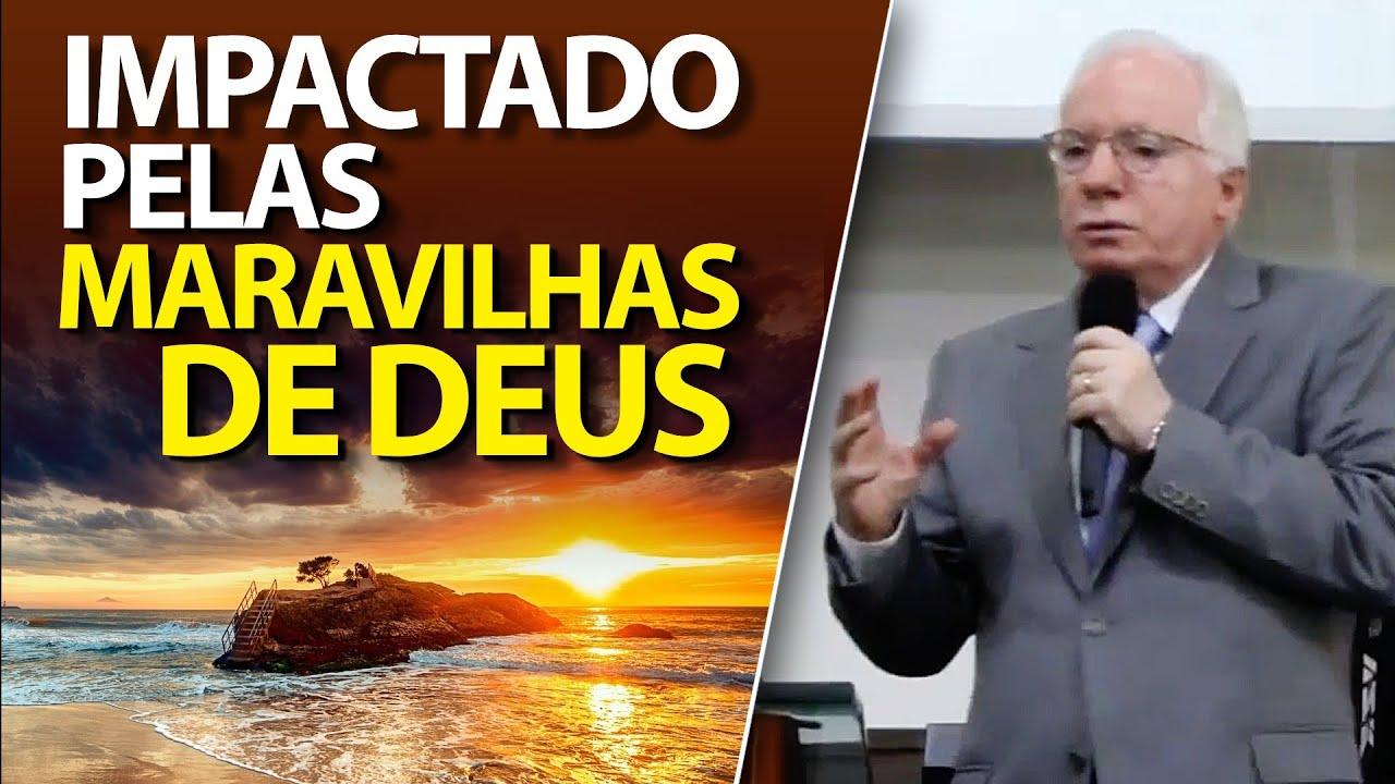 Impactado pelas maravilhas de Deus | Salmo 139:14 a 16 | Pastor Paulo Seabra